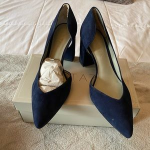 1 STATE 7.5 heels